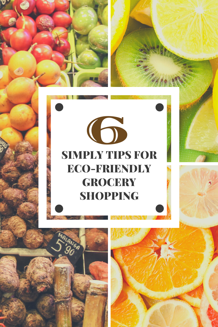eco-friendly grocery shopping tips