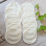Bamboo Cotton Pads with Laundry Bag