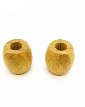 Bamboo Toothbrush Holder Set