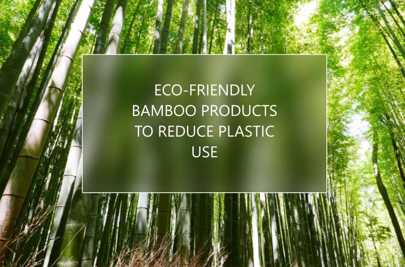 Shop eco-friendly bamboo products