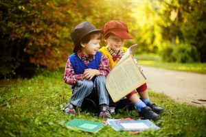 12 Best Eco-friendly Children's Books