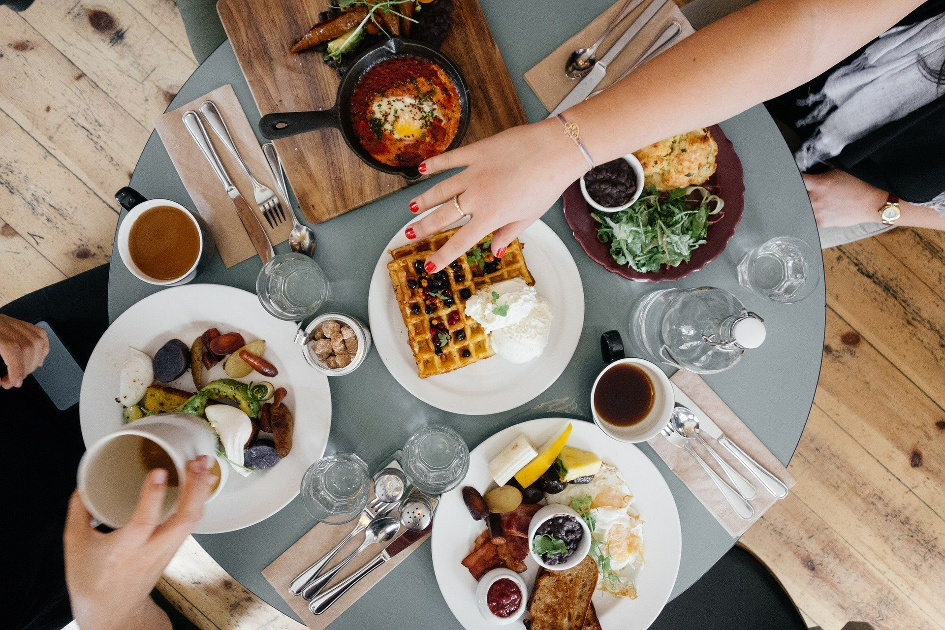 Tips for Sustainable Eating Out