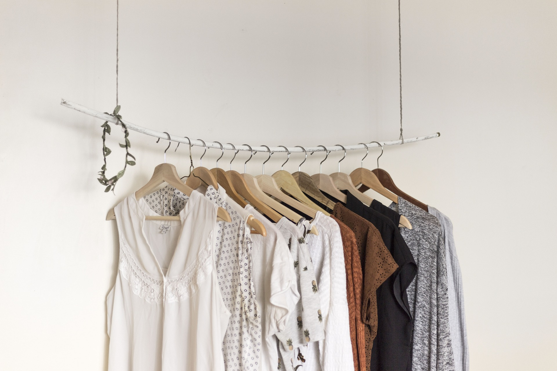 You are currently viewing What To Do With Unwanted Clothes?