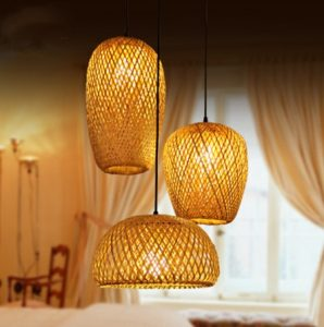 Go Green With Bamboo Home Decor