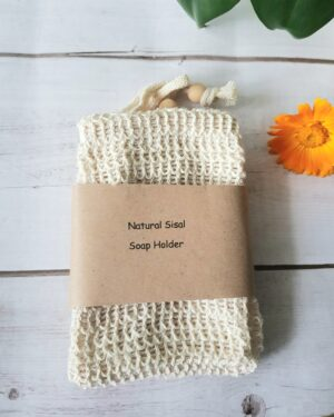 Sisal Soap Bags – 2 Pack