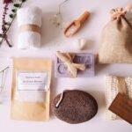 Eco-Friendly Bath & Body Care Kit