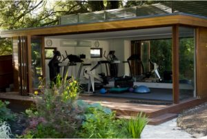 Make your Backyard a Fitness Club