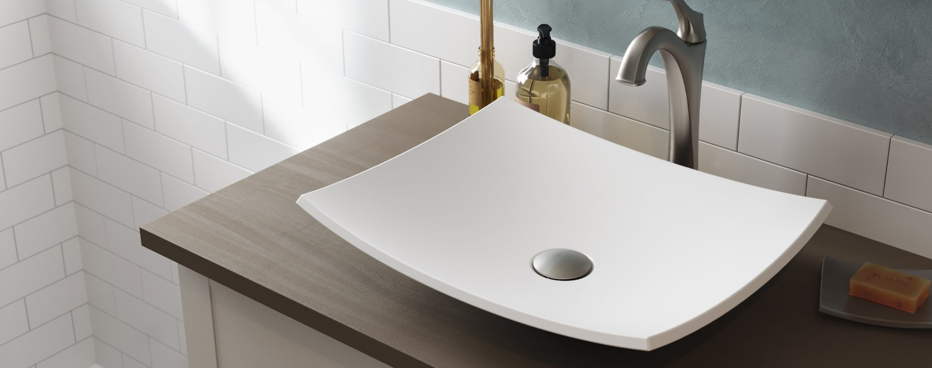 choosing the stylish vessel sinks for modern bathrooms