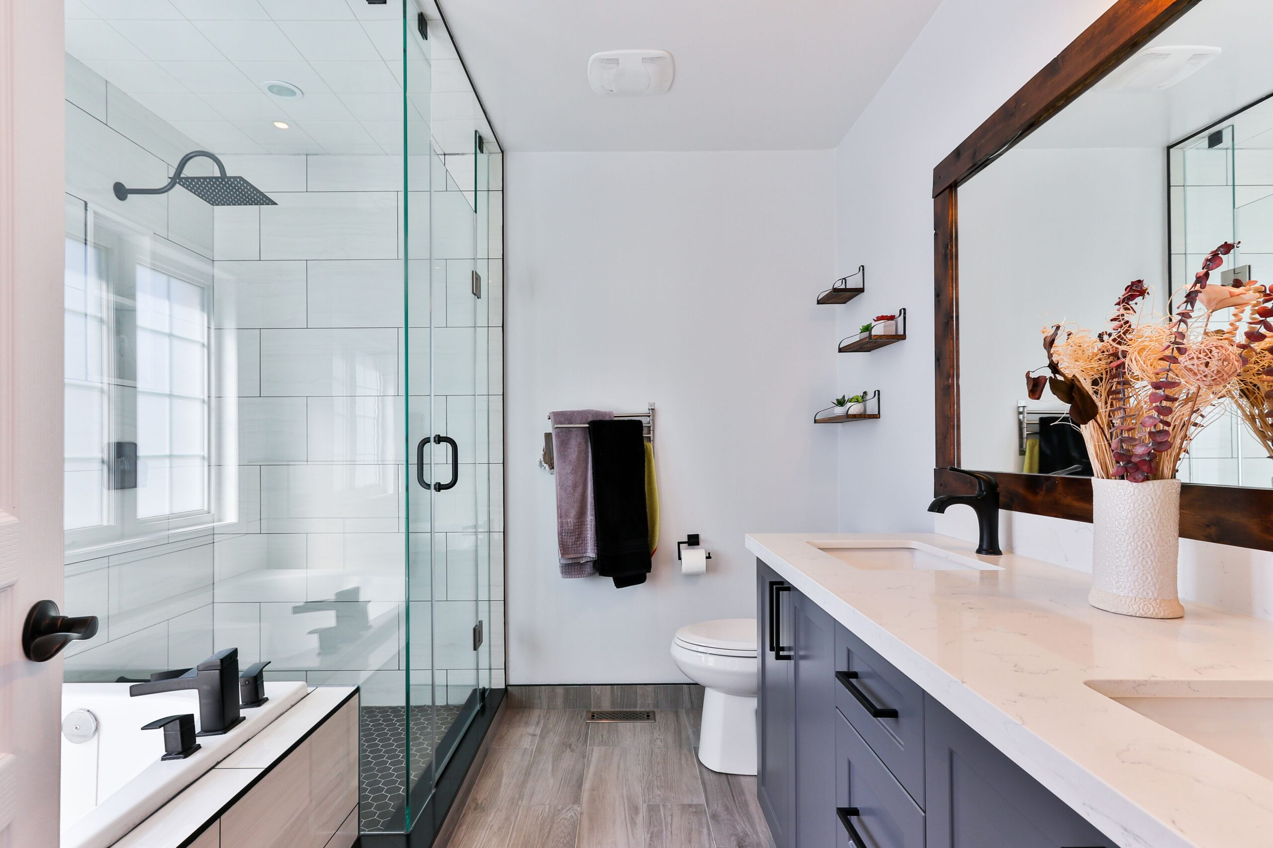 Revamp the Look of Your Small Bathroom