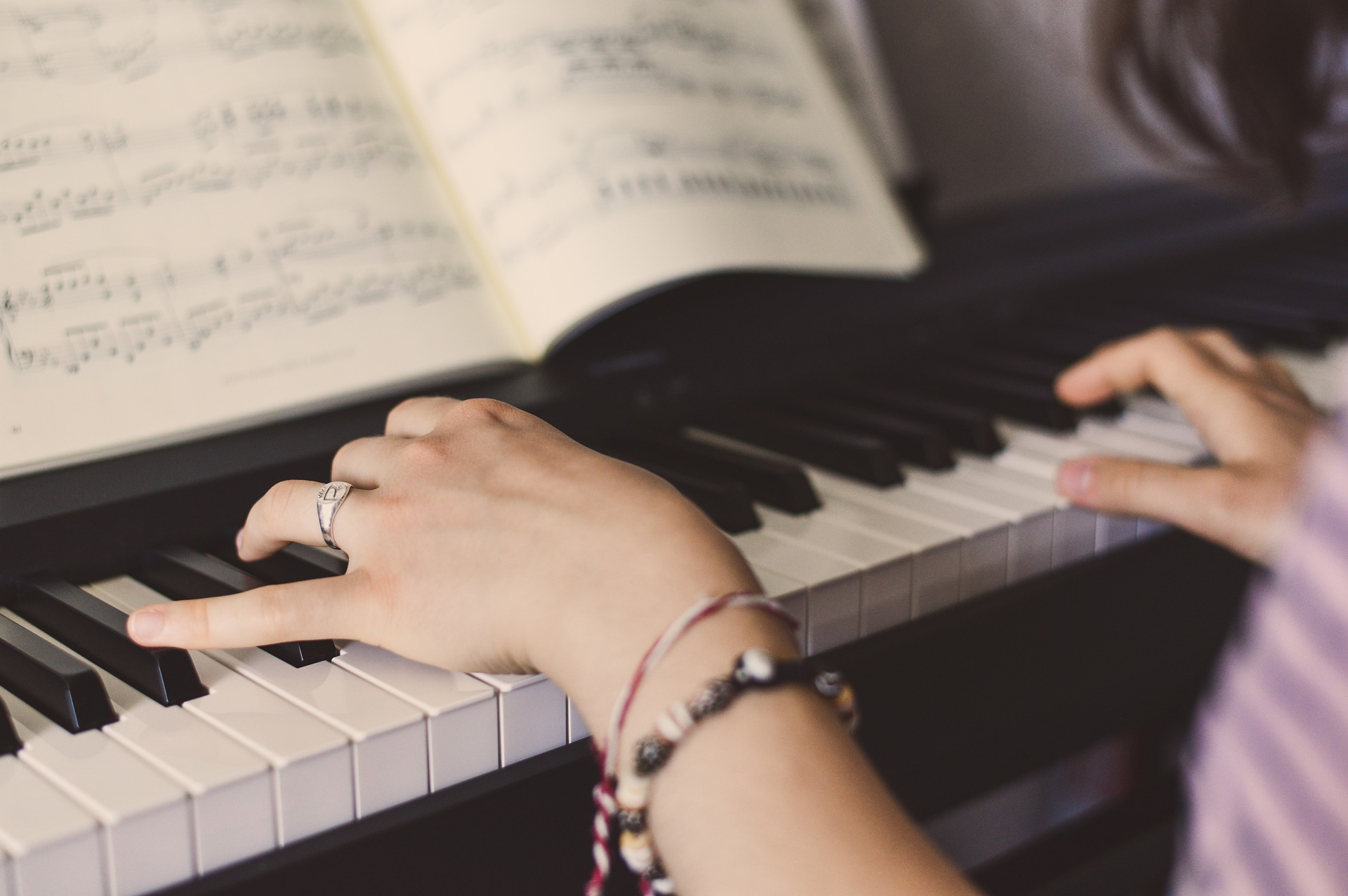 Things to Expect in Your First Piano Lesson