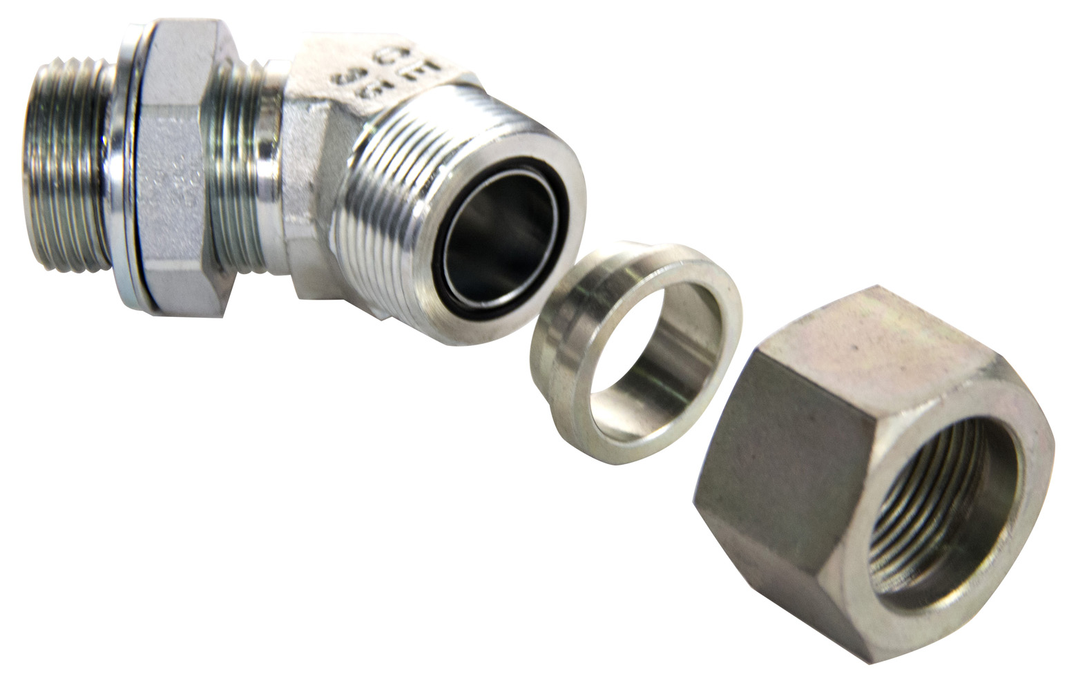 Different Components of AN Fittings