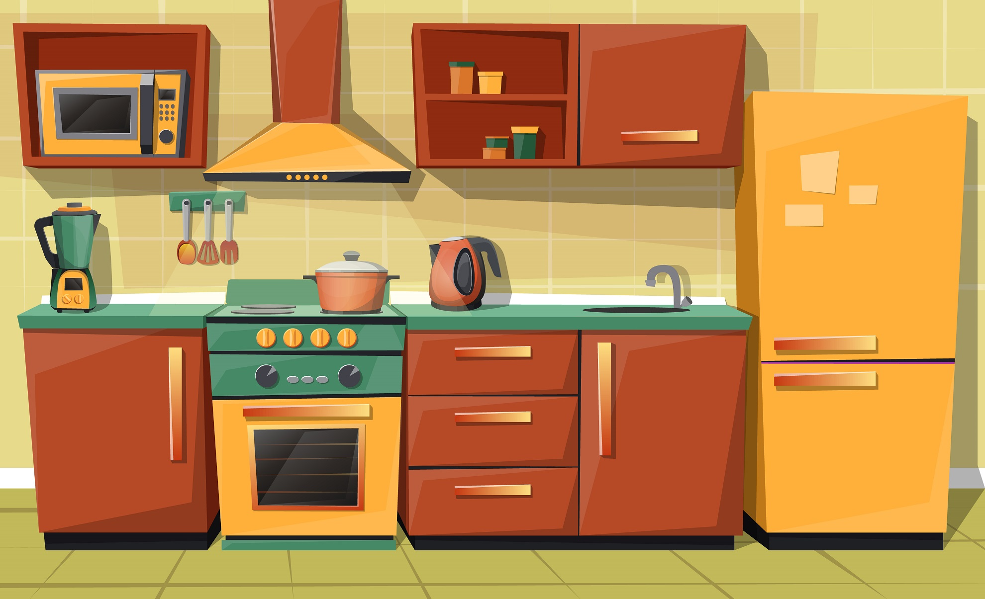 Read more about the article How To Have A Fantastic Kitchen Appliance With Minimal Spending