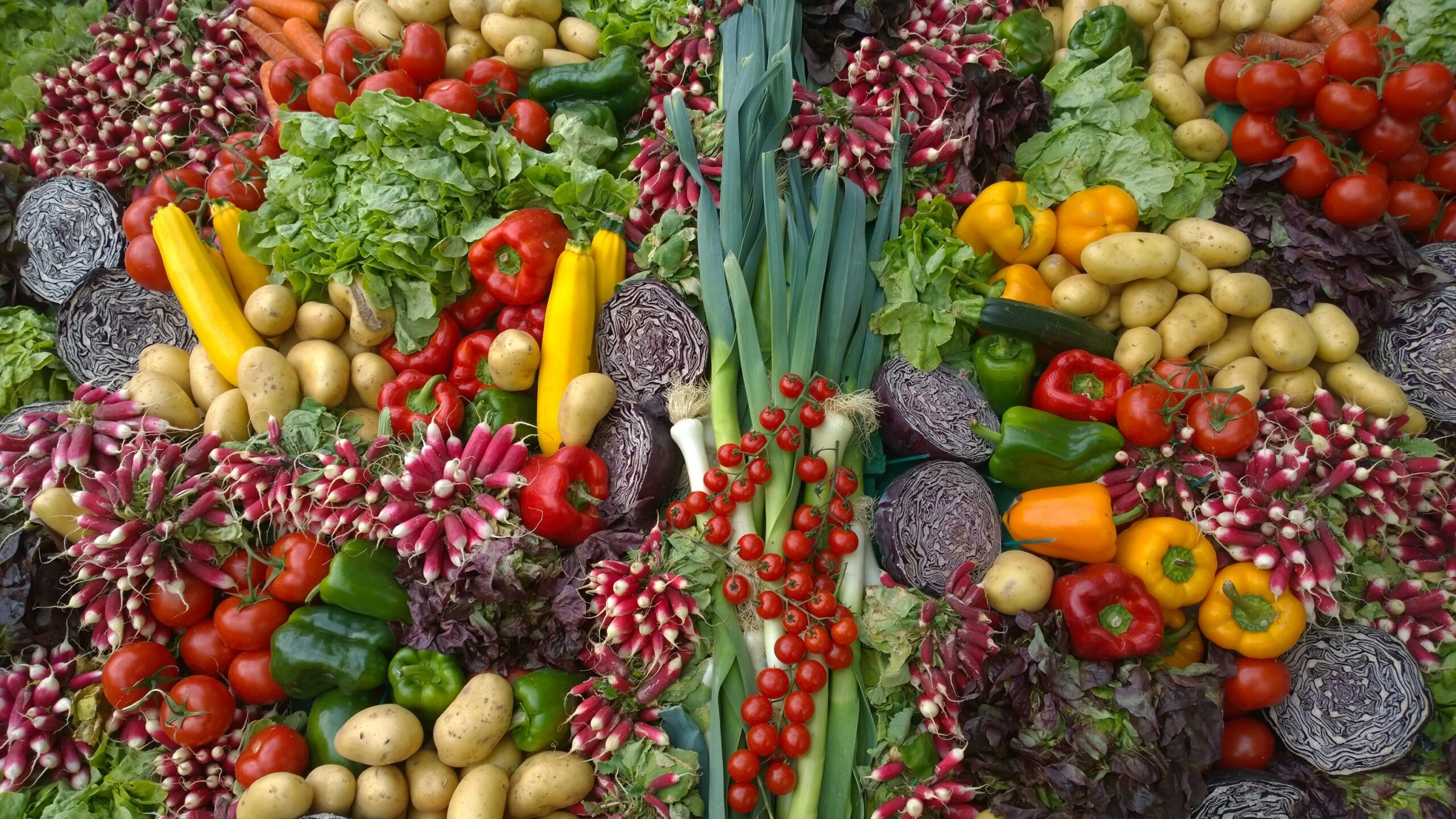 Sustainable Eating with Organic & Non-GMO Foods