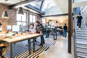 Read more about the article Power Your Modern Green Office with Smart Workplace Technology